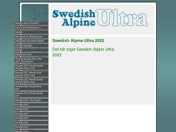 www.swedishalpineultra.se