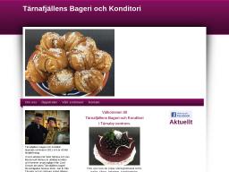 www.tarnafjallensbageri.se