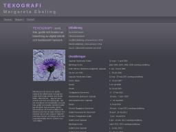 www.texografi.se