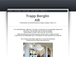 www.trapp-berglin.se