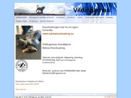 www.vildingarnas.se