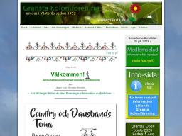 www.gränsta.se