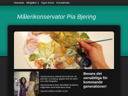 www.målerikonservator.com