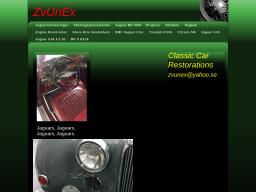 www.zvunex.se